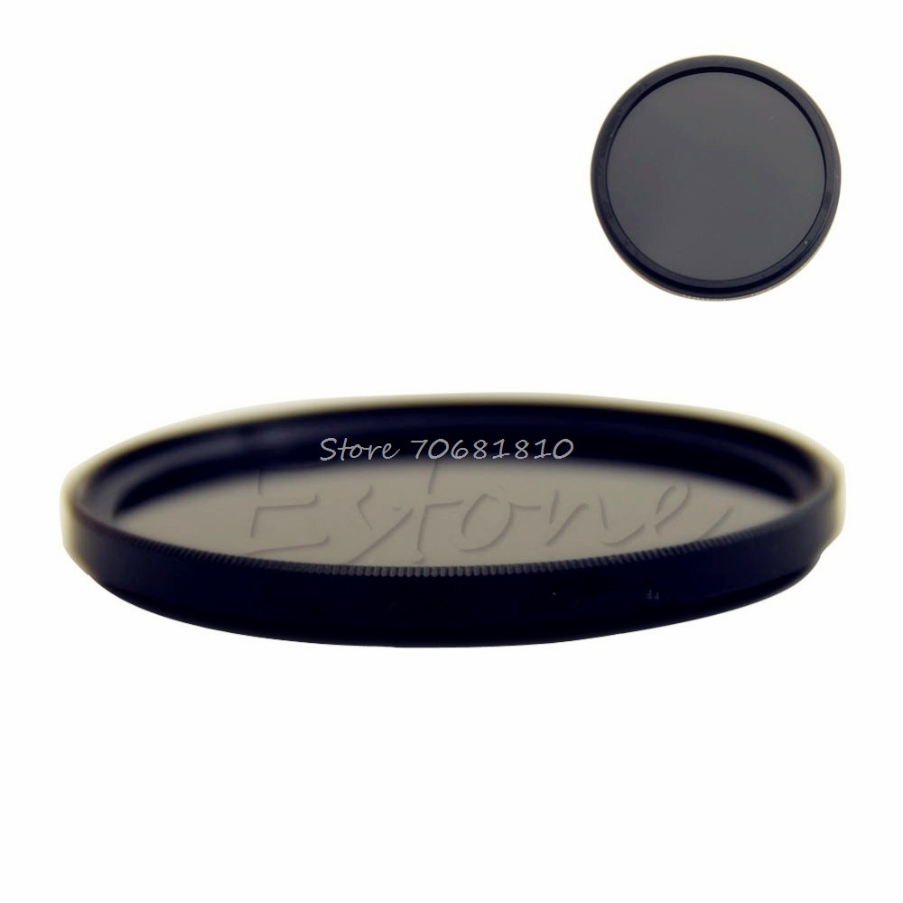 58mm IR 950 Infrared Infra Red 950nm Filter Pass X Ray DSLR Camera Lens R179 Drop