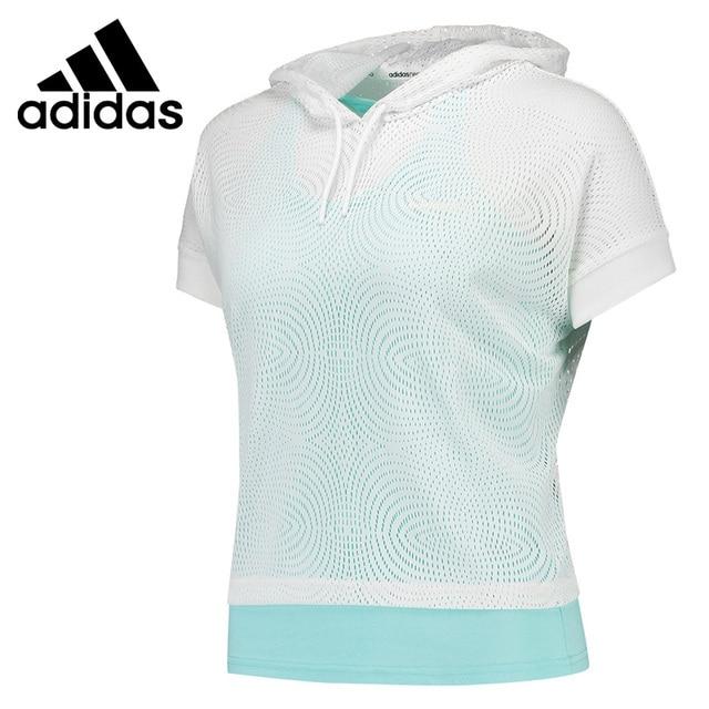 US $67.1 |Original Neue Ankunft 2017 Adidas NEO Label W CS MESH HADY frauen Pullover Pullover Sportbekleidung in Original Neue Ankunft 2017 Adidas NEO