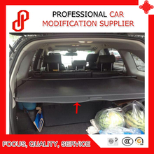 High quality 5 / 7 seat Rear Trunk Security Shield retractable Cargo cover Tonneau cover f
