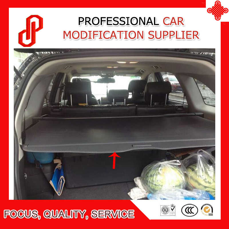 High Quality 5 7 Seat Rear Trunk Security Shield Retractable