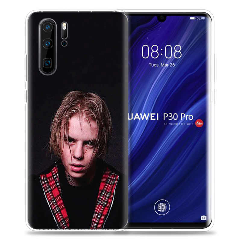 Rap Singer Pharaoh Case for Huawei P20 P30 P Smart Z Plus 2019 Nova 5 5i P10 P9 Mate 10 20 lite Pro Silicone Phone Bags Capa NEW
