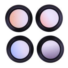 Camera Lens Filter for DJI Mavic Pro 4pcs Graduate Color Anodized Lens Filter Accessory for DJI Mavic Pro Drone