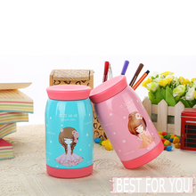250ML Mini  Hot Sale Coffee Vacuum Flasks Thermos Stainless Steel Drink Water Bottle Termos Cute Cups and Mugs High Quality
