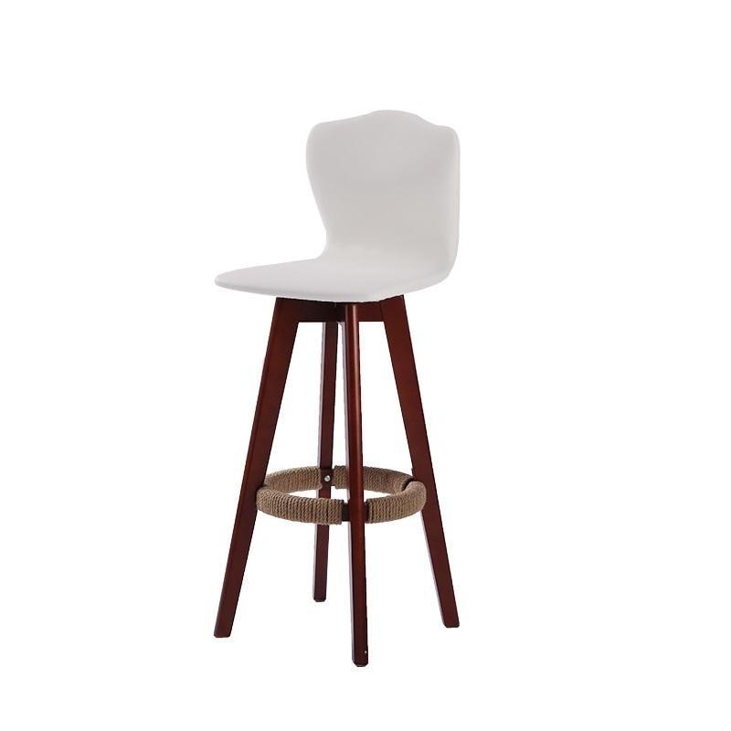 WB#8760 of European state bar wooden stool foot high creative rotating chair FREE SHIPPING термопот convito wb 16