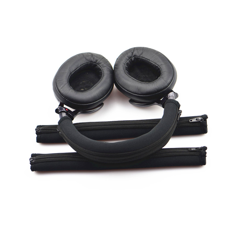 New Replacement Headphone Headband Case For SONY MDR 1A 1ADAC 1R Headphones Protective Sponge Headband Cover Washable Quality