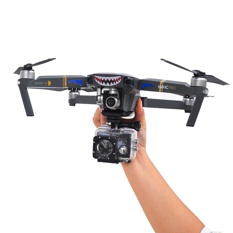 Soporte de Montaje de Cámara de PTZ startrc protección de transporte para 3DR Solo Aerial Drone