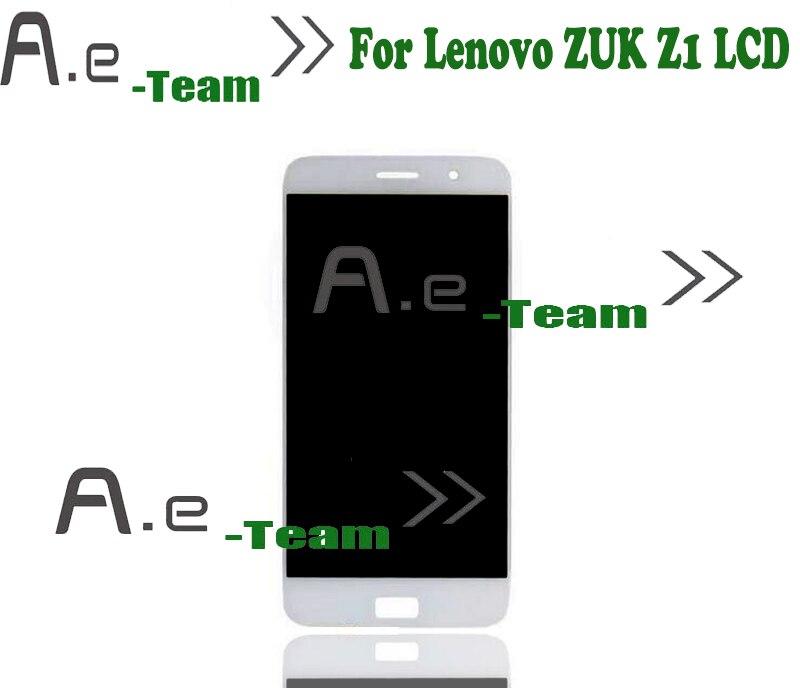 For Lenovo ZUK Z1 Screen 100% New New LCD Display +Touch Screen Assembly Replacement For Lenovo ZUK Z1 In stock
