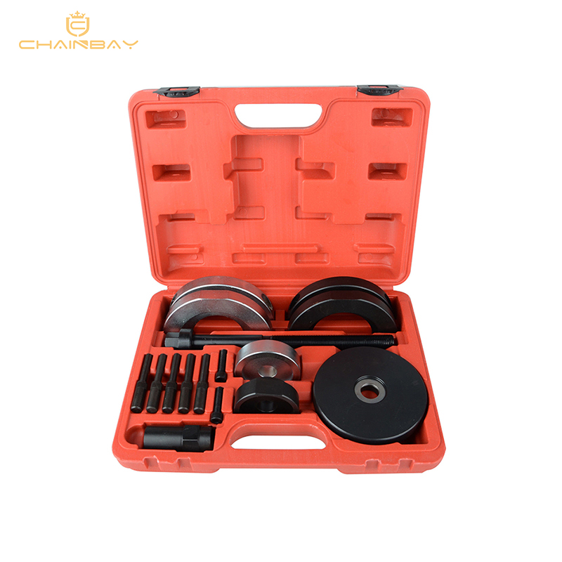 Front Wheel Bearing Installation Removal Tool Set 72MM For VW AUDI SEAT