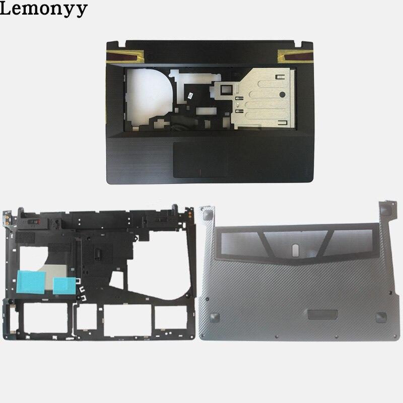 New Case Cover For Lenovo Ideapad Y400 Y410 Y410P Palmrest COVER/Bottom Case/Bottom Case Cover Door AP0RQ000E0
