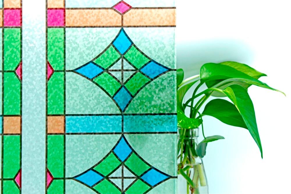 CottonColors PVC Window i papërshkueshëm nga uji Filmat Jo-zam 3D - Dekor në shtëpi - Foto 4