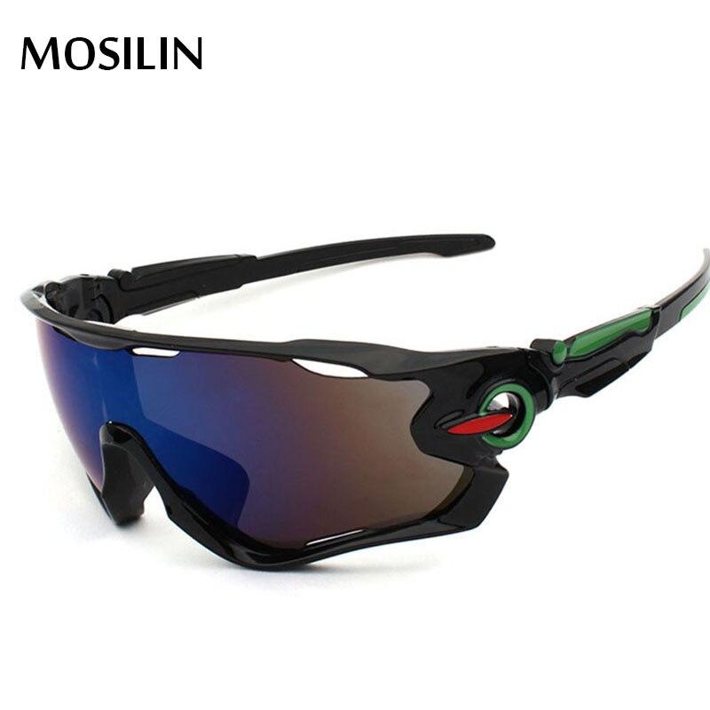 Nouveau Sport carré lunettes de soleil unisexe personnalité coupe-vent lunettes de soleil UV400 lunettes lunette de soleil enfant