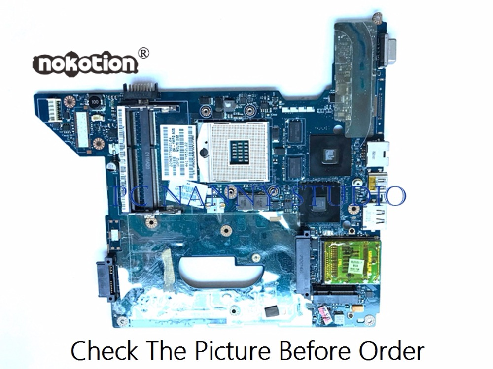 PCNANNY For 590329-001 CQ41 Laptop Motherboard  NAL70 LA-4107P HM55 DDR3 Tested