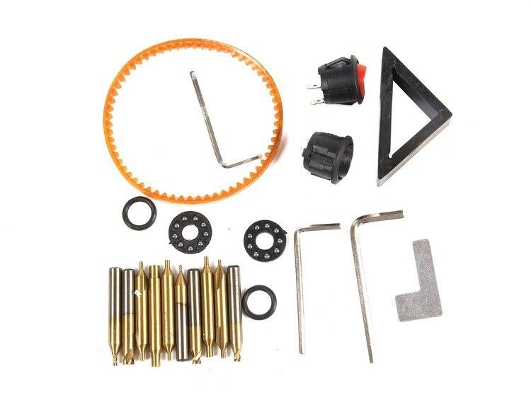 998c Nejlepší DEFU Key Cutting Machine Cutter Locksmith - Ruční nářadí - Fotografie 4