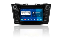 Android Car Audio FOR SUZUKI SWIFT 2011 2015 Car Dvd Gps Player Navigation Head Unit Device