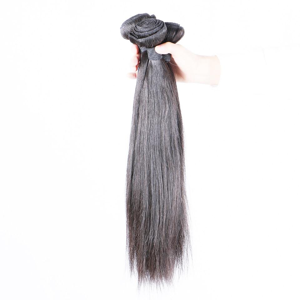 Brazilian Silky Straight Human Hair Bundles