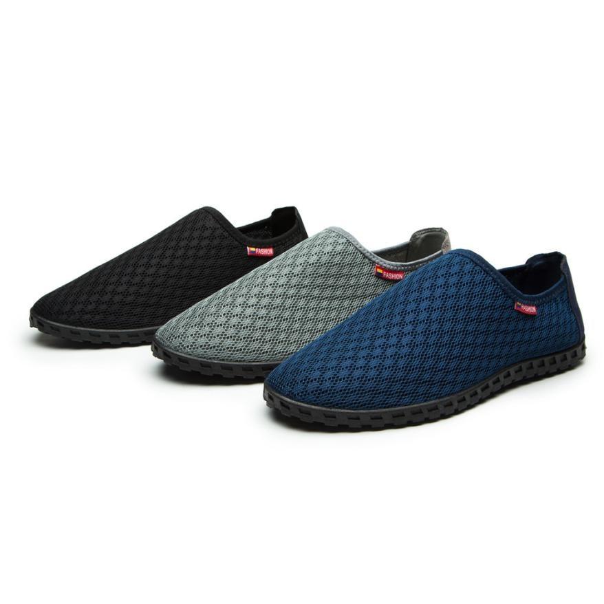 Dropshipping Plataforma Pareja Zapatos Out Playa Hollow Hombres Black gray dark 2018 Blue Casual Transpirable Sandalias Verano De qUzB7Tf