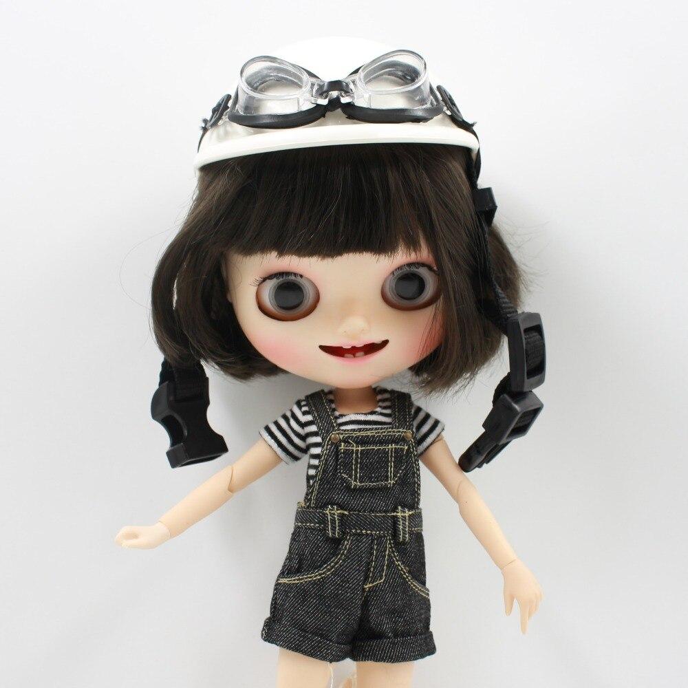 Neo Blythe Doll Helmet Goggles 3