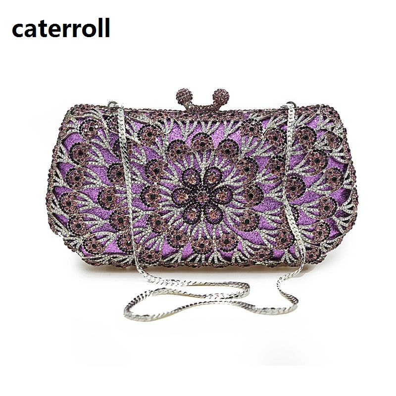 floral women clutch bags and purses evening party bag diamond bridal wedding purse ladies crystal hand bag floral women clutch bags and purses evening party bag diamond bridal wedding purse ladies crystal hand bag