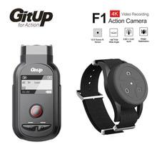 Новинка Спортивная Экшн камера GitUp F1 WiFi 4K 3840x2160p видеорегистратор Ultra HD замедленная съемка наружный видеорегистратор с дистанционным управлением