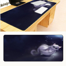 Mairuige Cat Mouse Pad 800x300mm Pad To Mouse Notbook Computer Mousepad HD Pattern Gaming Padmouse Gamer To Keyboard Mouse Mats modest mouse modest mouse strangers to ourselves 2 lp