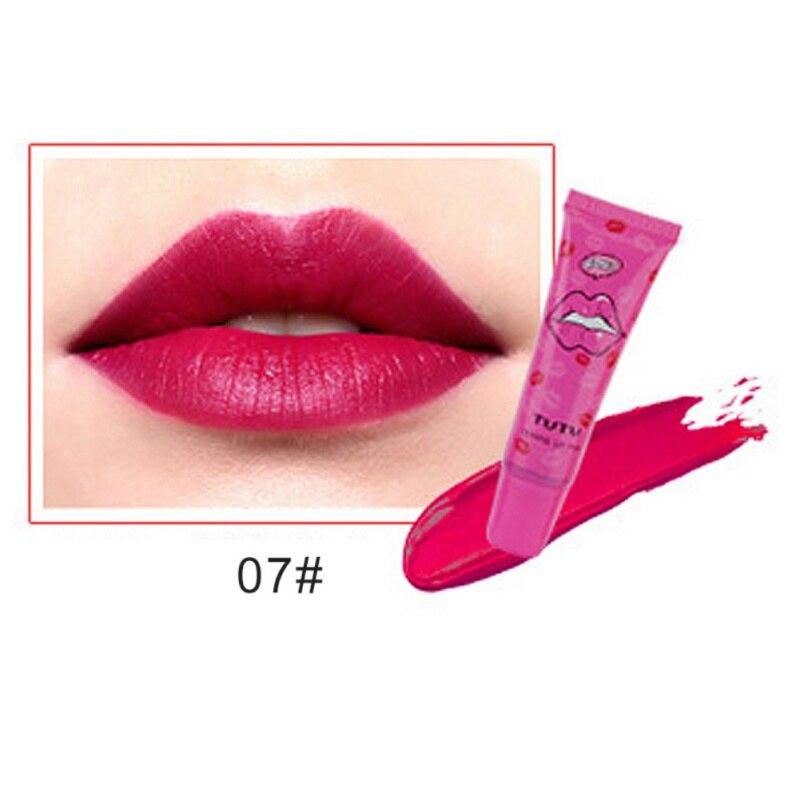 Lip Gloss Makeup Moisturizer Nutritious Water Baby Lips Lipgloss Liquid Lip Balm Transparent Colors 12 ML
