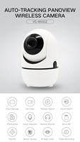 SmartYIBA 1080P Wireless wiFi IP Camera Cloud Storage Surveillance Camera Auto Tracking PTZ controlled CCTV Camera Baby Monitor