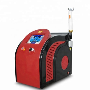 Image 3 - ND Yag laser 532nm 1064nm 755nm pico laser Q switched, picosecond laser tattoo removal,Picosecond laser machine