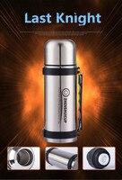 1200 ml Máy Nước Inox Chai Bị Rò Rỉ Bằng Chứng Ấm Du Lịch Ngoài Trời Thể Thao Drinkware Coffee Trà Nồi Nước
