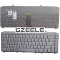 Russian  Keyboard for Dell inspiron 1400 1520 1521 1525 1526 1540 1545 1420 1500 XPS M1330 M1530 NK750 PP29L M1550 SILVER  Ru