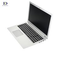 Модный бизнес типа PC 15,6 дюймовый ноутбук Core i7 6500U Нетбуки клавиатура с подсветкой независимых Графика 1920*1080 DDR3 NGFF SSD