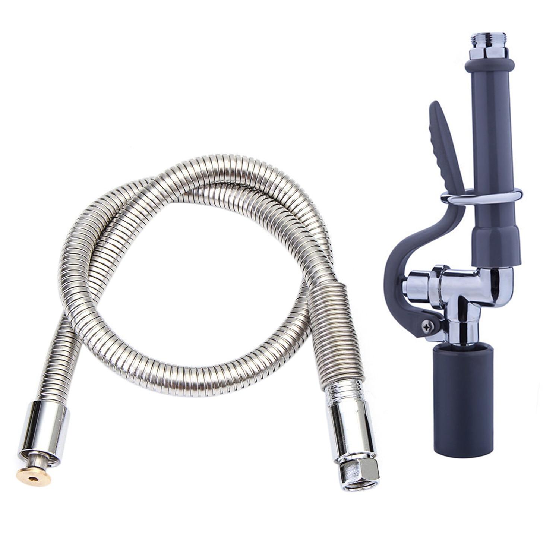 Pulvérisateur de tête de pulvérisation de robinet de prévente de cuisine commerciale avec le tuyau Flexible