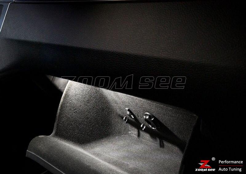 18 шт. Светодиодный лампа внутреннего освещения лампа купольная карта комплект для VW для Volkswagen для Touareg I 7LA 7L6 7L7(2002-2009