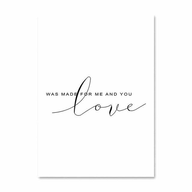 Love – Poster Collection
