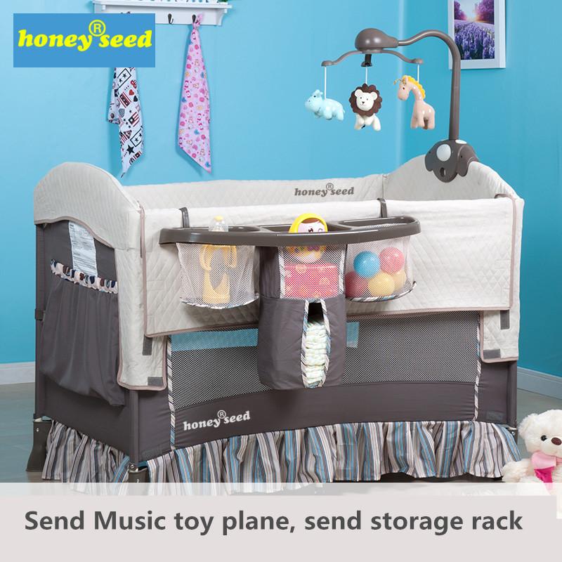 cunas para bebs gemelos europa moda beb cama juego bb nio plegable rueda de la