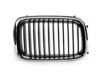 Front Right Side Chrome Frame Grille for BMW E36 318i 318ti 318is 325i 325is 51138122238 image