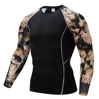 2018 Elastic Sportswear Jacket T Shirt Spring And Summer Autumn Men S Personality Trendy Wild Beach