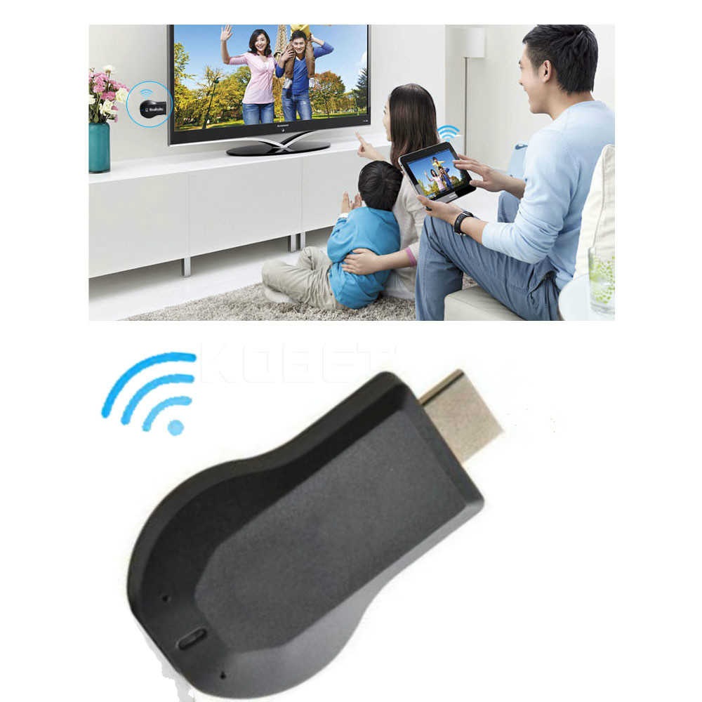 Tv-Stick Dongle-Adapter Hdmi-Display-Receiver Andriod Miracast IPhone All-Share-Cast
