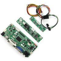 M NT68676 LCD LED Controller Driver Board HDMI VGA DVI Audio For LP133WX3 TLA6 LTN133AT09 LVDS