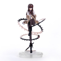 Steins Gate Makise Kurisu 1/8 Scale PVC Figure Collection Model Toy