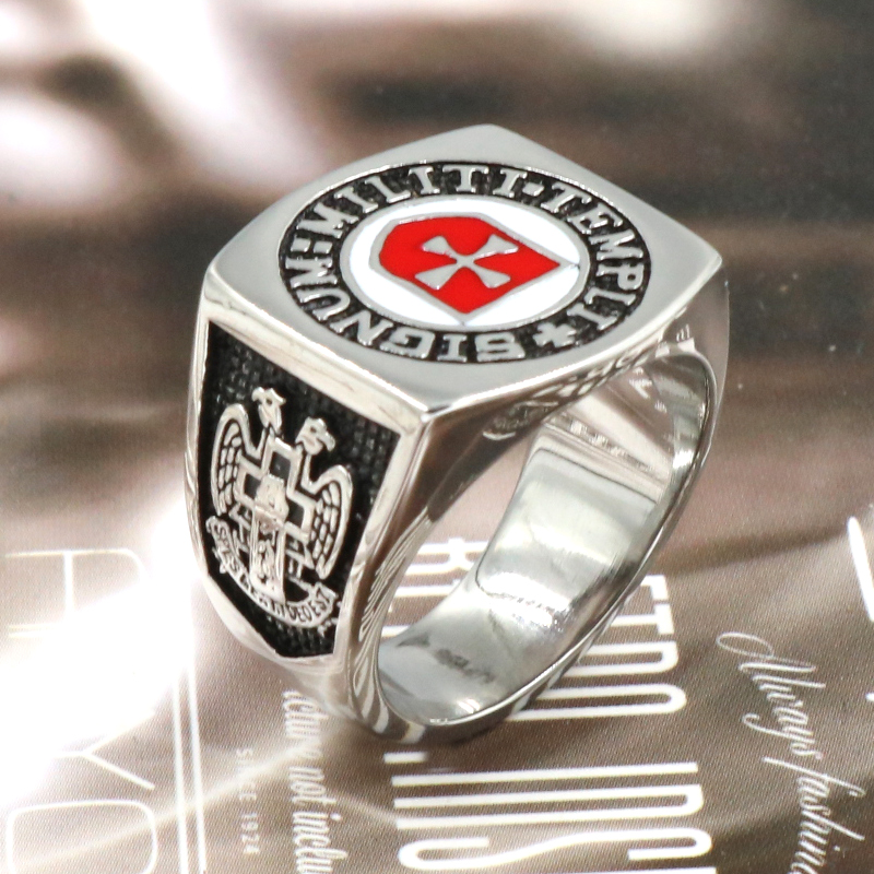 top 8 most popular rings knight templar for man list and get free