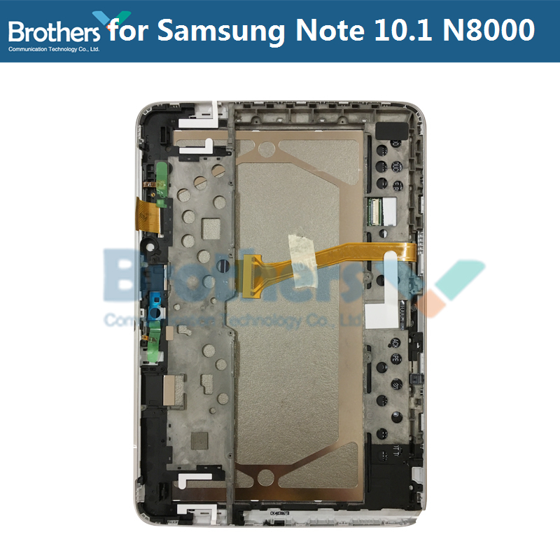 N8010 N8000 LIYUNSHU LCD Display Screen for Galaxy Note 10.1