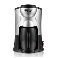 mini coffee machin Home Appliances One buttonOperation Coffee HOMEZEST
