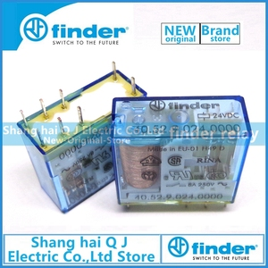 Image 1 - Brand new and original finder 40.52.9.024.0000 type 40.52 24VDC 8A relay