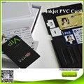 Lados dobles glossy impermeable no cero tarjeta de pvc de inyección de tinta para epson l800 impresora t50 t60 cr80 230 unids envío gratis