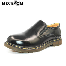 Women oxford shoes classic black lady leather shoes fashion slip-on casual students shoes size 35-40 a506