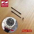 25mm reloj Tornillo tubo varilla vástago para AP royal-roble RO 41mm reloj de goma/Cinturón de Correa de Cuero Band eslabón de conexión kit de piezas 15400 26320