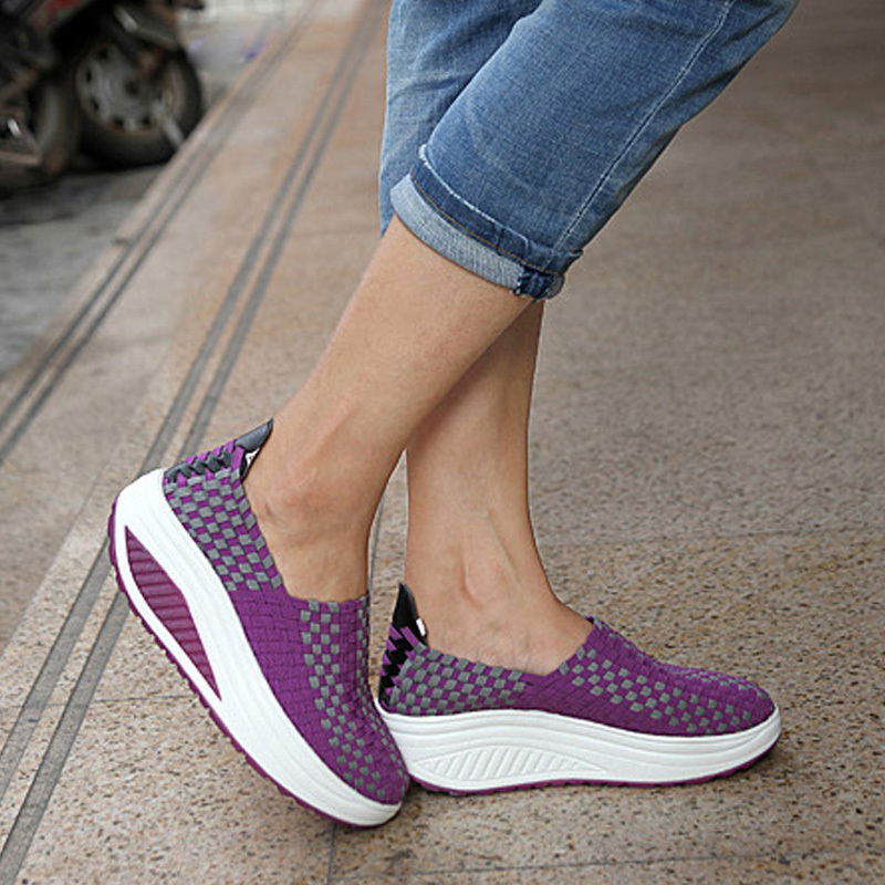 2016 Height Increasing Spring And Summer Shoes Womens Casual Shoes Fashion Casual Shoes Women