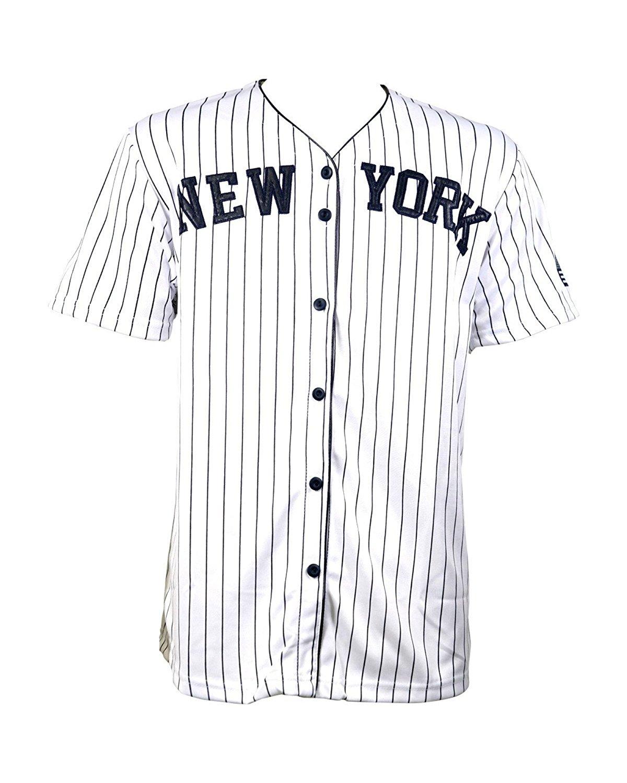 Men's New York Baseball Jersey, Custom The Name and The Number Jerseys brand baseball jerseys 28 s xx coolbase