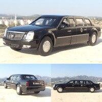 1 32 Cadillac US Presidential Car Army One Vehicles Alloy Car Toy Car Model Simulation Models