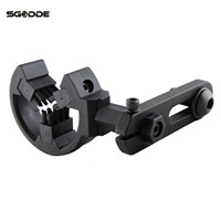 Hot Sale Black Aluminium Alloy Hunting Archery Capture Arrow Rest Works On Left Or Right Hand